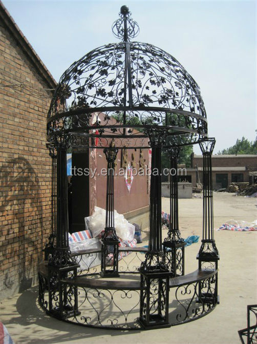 Garden Decoration Iron Gazebo
