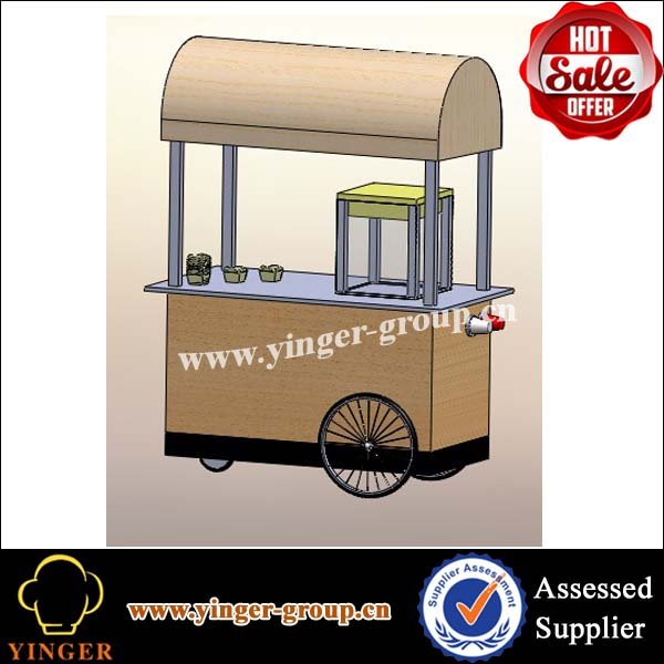 Factory Price China Mobile Machine To Make Churros Or