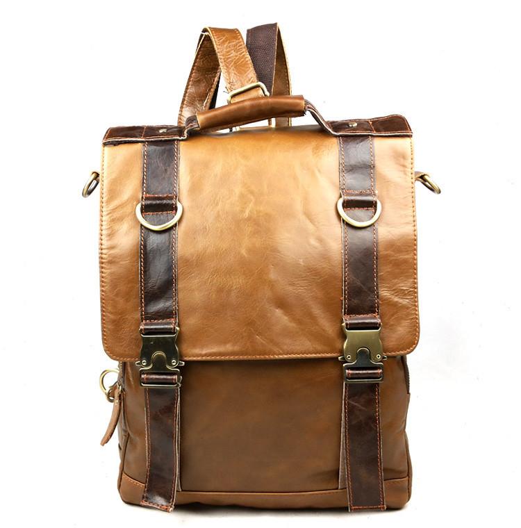 Wholesale Super Deals! Vintage Fashion Genuine Leather Men ...