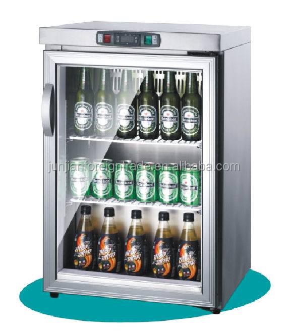 counter top cooler single beer bottle cooler supermarket. Black Bedroom Furniture Sets. Home Design Ideas
