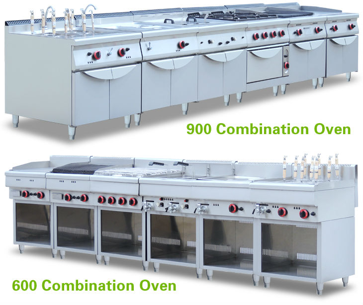 Commercial Kitchen Equipment Names