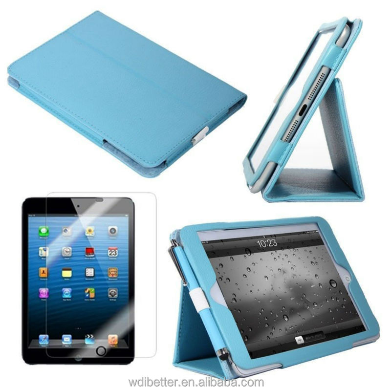 Smart Covers Leather Case For Ipad Mini Slim Leather Case For Ipad Mini