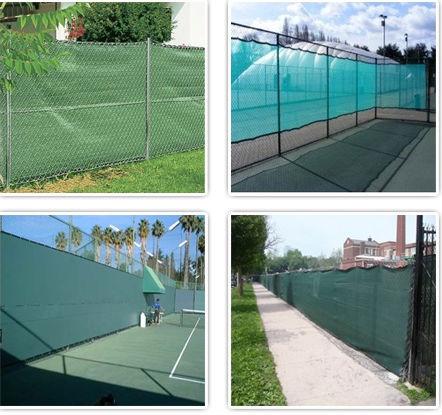 Plastic screen fence fence screen windbreaker net pool for Plexiglass pool fence