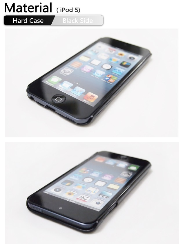 Чехол для для мобильных телефонов EC iPod Touch 5 s for iPod 5 case