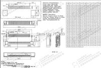 Различные разъемы и Клеммы Oem 0.5 Risym FFC /fPc 0,5 24P 24 P c001