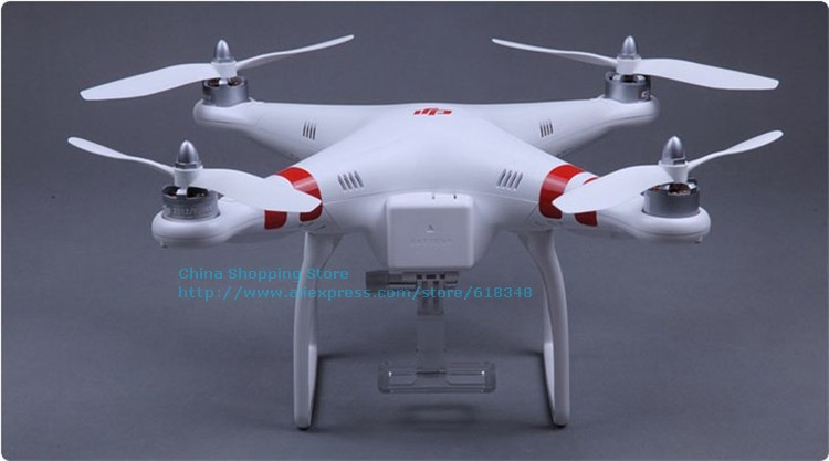 Dji Phantom RC Quadcopter Drone for GoPro Hero 3 2 1 Camera – with 2.4Ghz Radio Aerial Quad UAV With Naza-M+GPS
