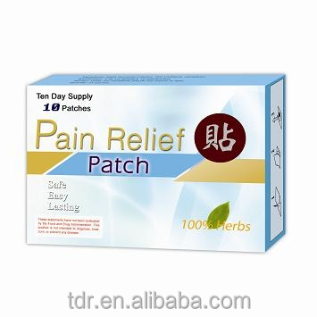 pain relief patch pain relieving patch