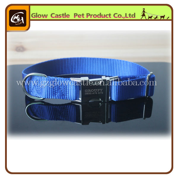 2014 NEW Metal Engraved Personalized Dog Collar (4).jpg