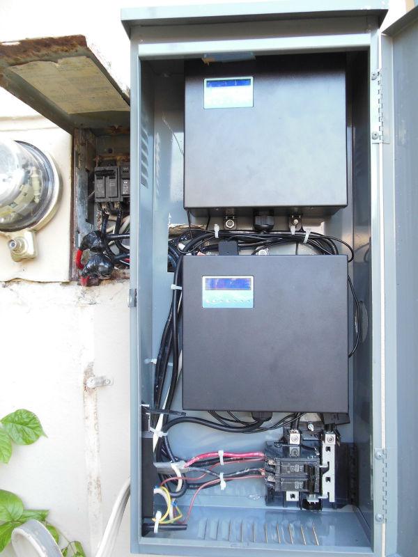 INTELLIGENT power saver/НОВЫЙ однофазный электроэнергии заставки