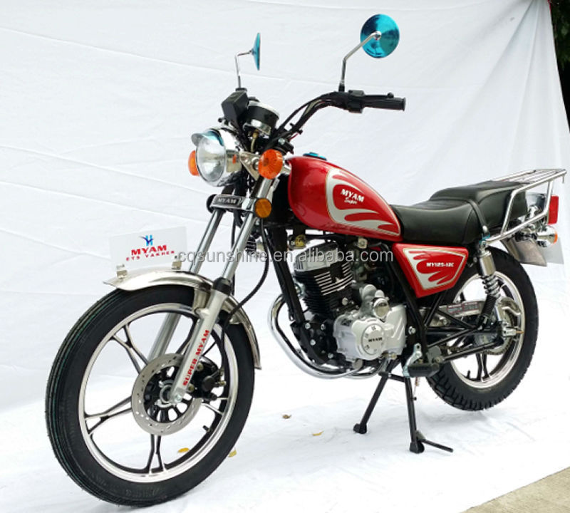 Hot Sell GN125 Cheap 150CC Automobiles Motorcycles