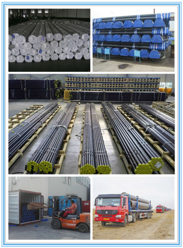 DIN 17175/ 2448 st 52/ 37 st 35.8 seamless steel pipe, carbon steel tube, carbon steel seamless pipe,seamless carbon steel pipe