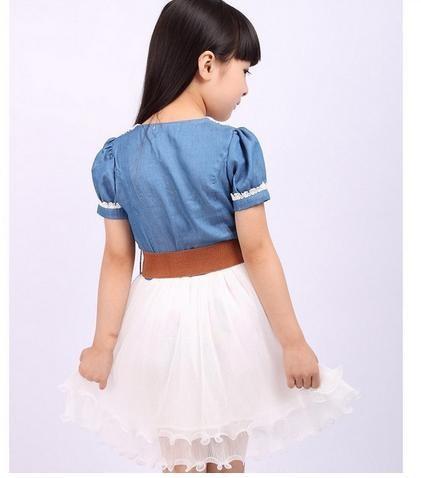 Платье для девочек OWIND  CH-002