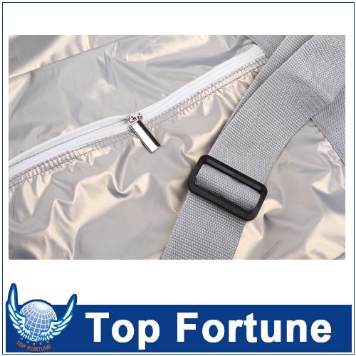 300T waterproof material Airplane foldable bag
