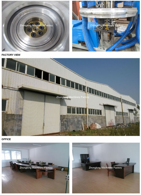 SJ-35 45 50 55 60 65 75 80 100 Plastic Film Blowing Machine