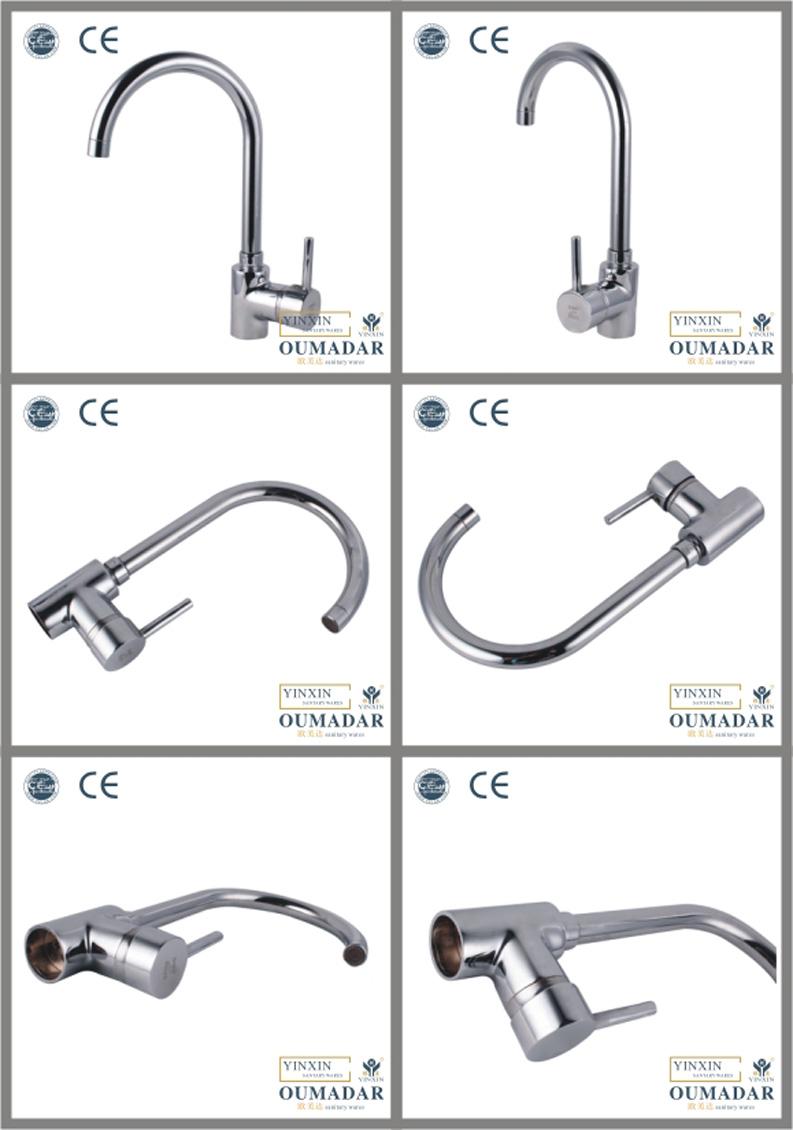 3925 Cheap Single Handle Brass Kithcen mixer