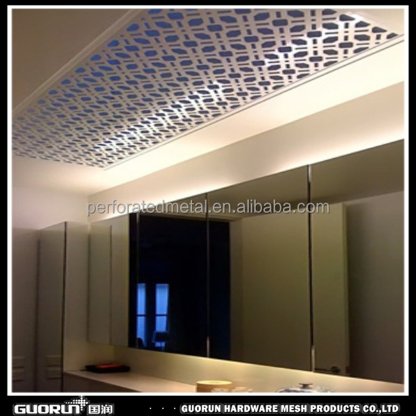 Cutting drop ceiling tiles