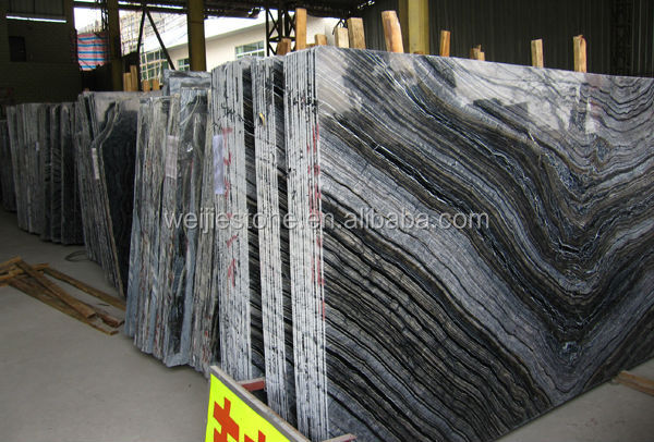 Black serpeggiante marble slab and tiles book match for Match the ocean floor feature with its characteristic