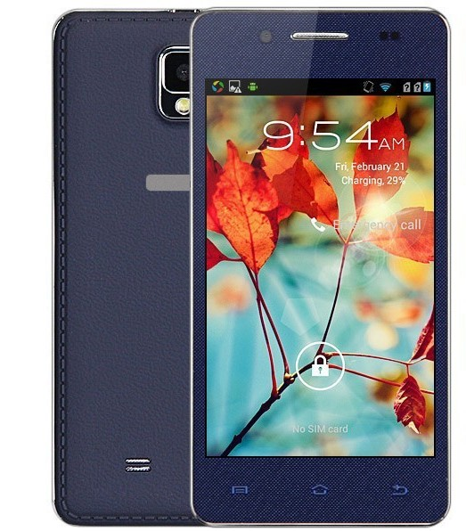 Android 4.1OS 4inch Dual Sim ultra slim android smart phone