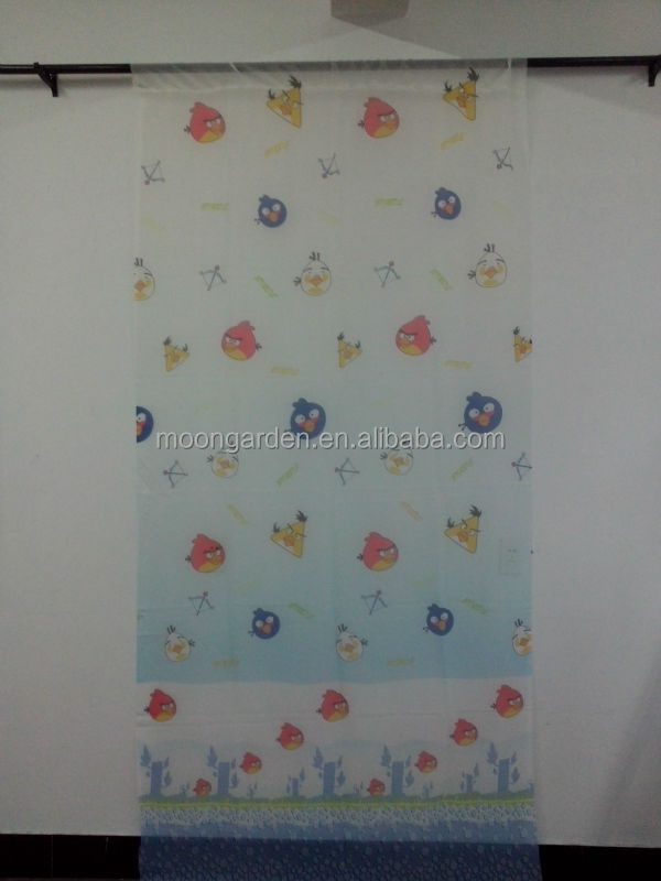 new design 100% polyester turkish style printing cartoon hot sale printed design