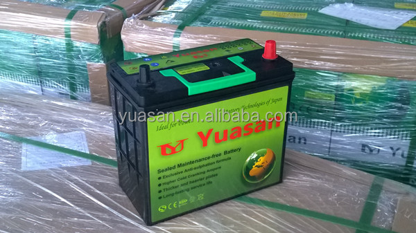 12V 80AH Dry Charged Lead Acid Car Automotive Battery 58024 DIN
