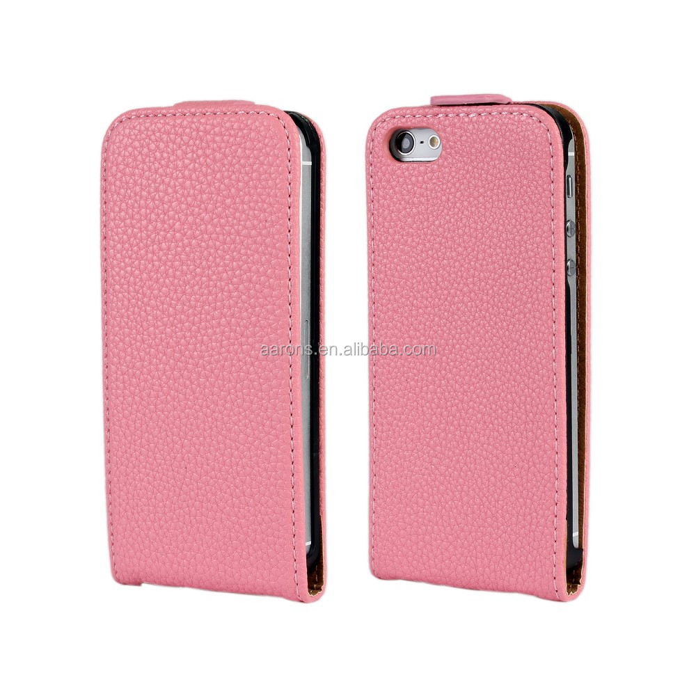 Upscale Fashion New PU Leather Mobile Cases For iphone5