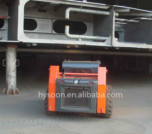 HY850 skid steer loader r