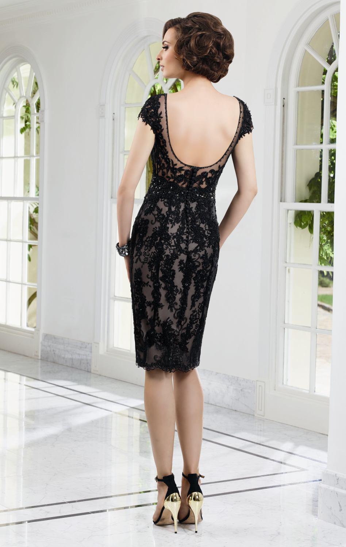 Платье для матери невесты Janpet Scoop MD040