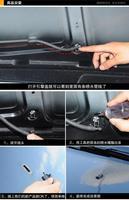 автомобиля лобовое стекло стеклоочистителя струи шайба сопла веерообразный вода спрей для Форд Фокус mk3 oem спринклерной головы