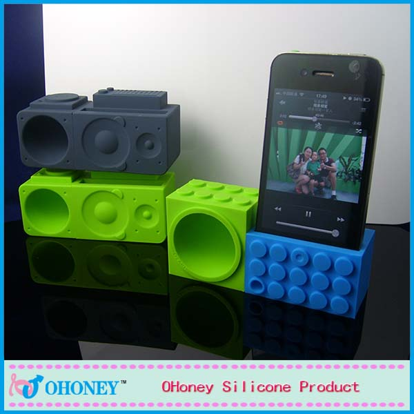 Cheap Phone accessories promotional mobile phone loudspeaker