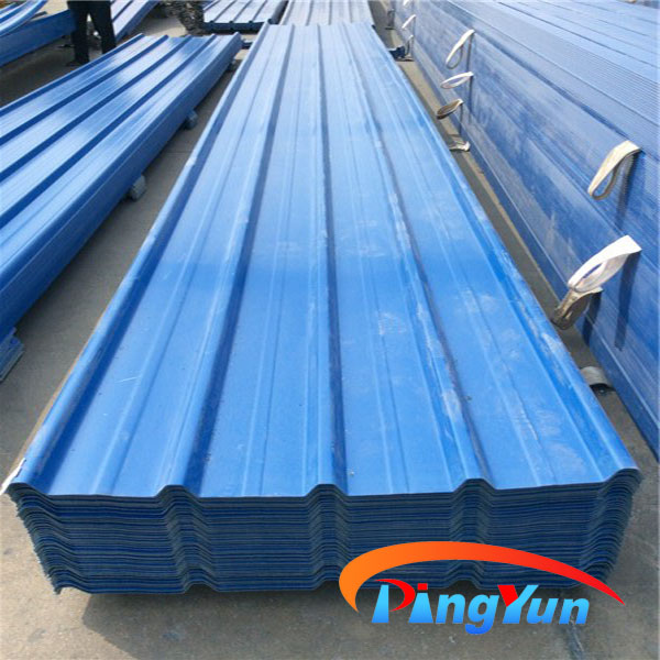 one layer PVC roof sheet/3 layer UPVC roof tile/plastic roofing tiles