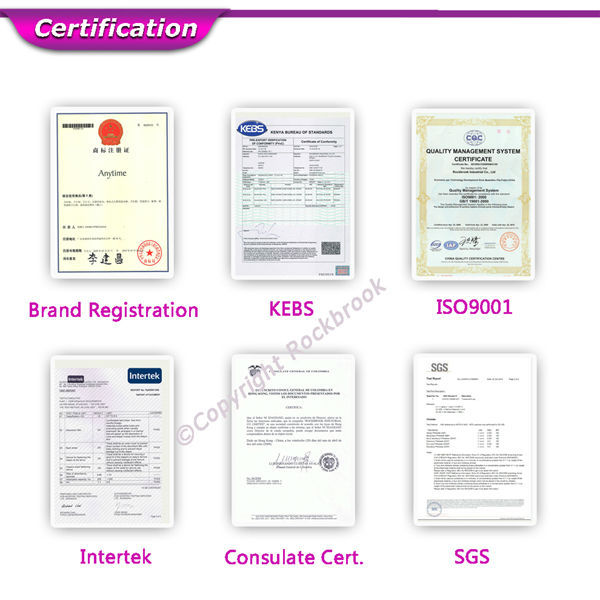 5 - Certification
