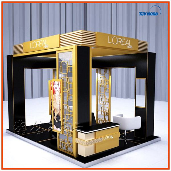 Exhibition Stand Design Decor S L : Portable personnalisé stand d exposition pour salon