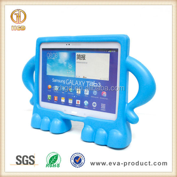 10.1 inch kid proof kid friendly EVA impact drop shock resistant tablet case