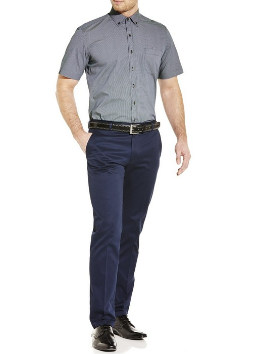 china clothing 2014 latest design cotton business formal
