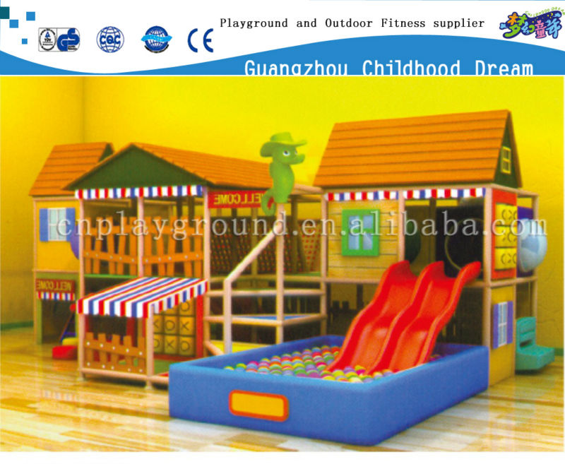 Hld i kids home gym inflatable indoor