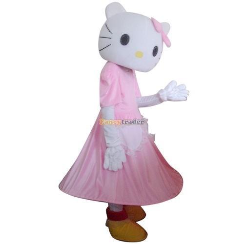 Маскарадный костюм Fancytrader Hello Kitty FT10061