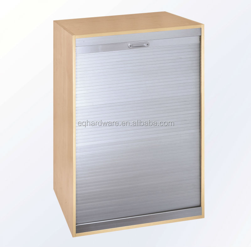 Vertical Or Horizontal Roller Shutter Aluminum Tambour Door Buy