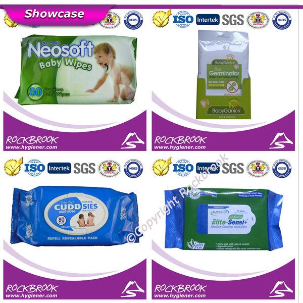 2 - Showcase Baby Wipe