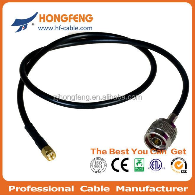 Buena calidad el mejor precio rg58 cable coaxial cables de - Cable coaxial precio ...