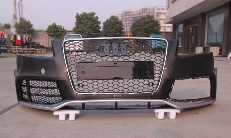 09-11 pp материал авто автомобиль переднего бампера для audi a5
