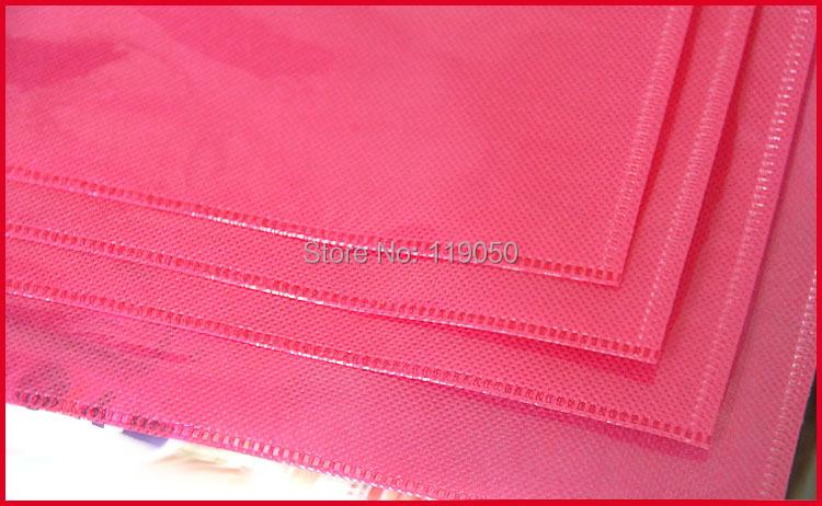 Free Shipping 100pcs/lot 20cm Width *19cm High +5cm Half Clear + Half
