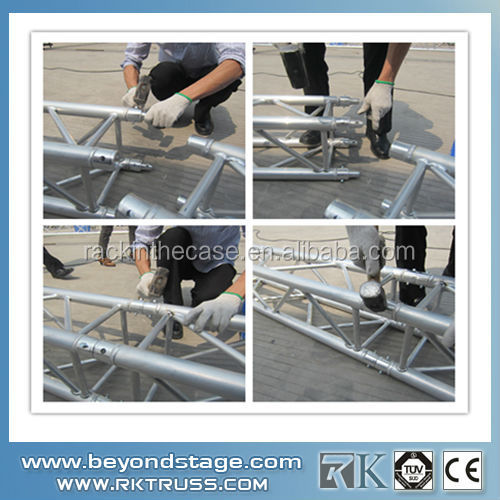 diy portable stage small stage lighting truss. 19.jpg Diy Portable Stage Small Lighting Truss Alibaba