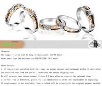 as039 набор ювелирных изделий стерлингового серебра 925 пробы, ювелирные изделия набор /fruaojba hegapvna