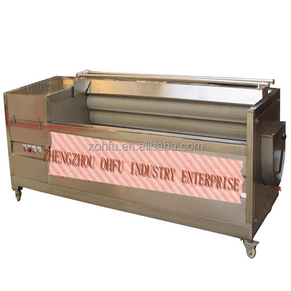 High Capacity Automatic Stainless Steel Electric Fish