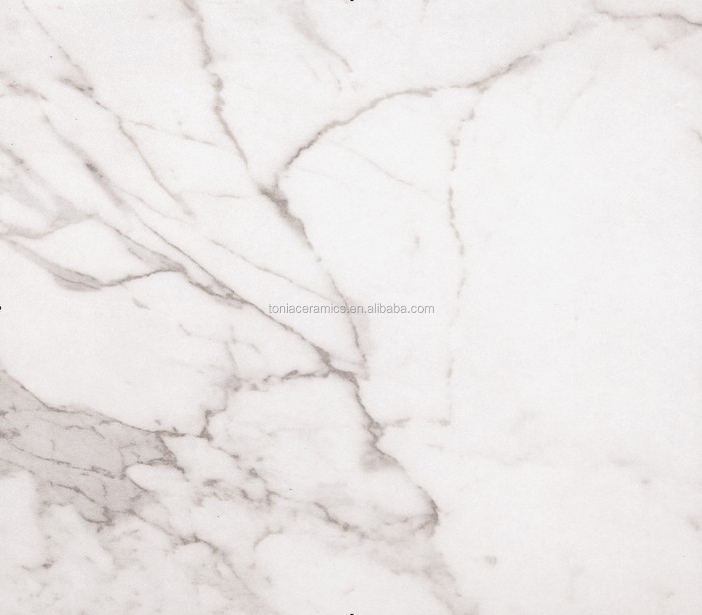 Foshan Copy White Marble Ceramic Tile Price Bathroom Wall Tiles ...