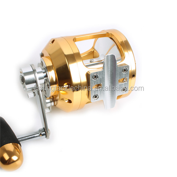 High quality robust cold forged big game fishing reels for Big game fishing reels