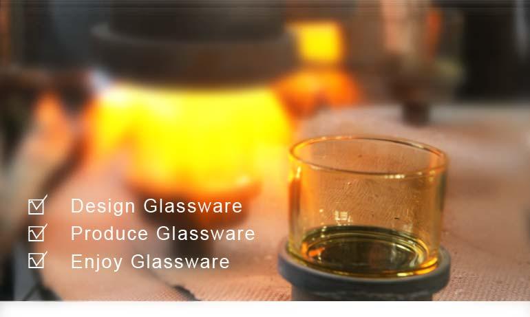 Fabricant de verrerie en verre de gros samyo bocaux./jarre de verre avec couvercles/gaufré. bocal en verre