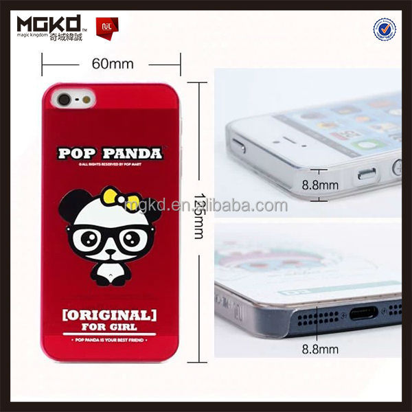 Guangzhou funky mobile phone case for iphone 5/5s