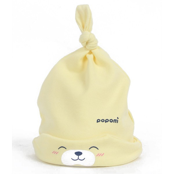 חדש mult-צבע קריקטורה תינוק פעוטות כותנה נוחות שינה כובע הכובעים כובע חמוד עבור משלוח חינם