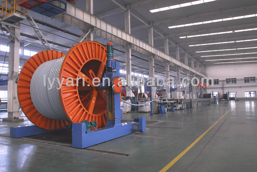 ACSR Cables Type of ACSR Conductor Aluminum Bare Conductor Manufacturer